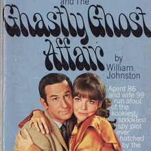 <cite>Max Smart and the Ghastly Ghost</cite> – William Johnston